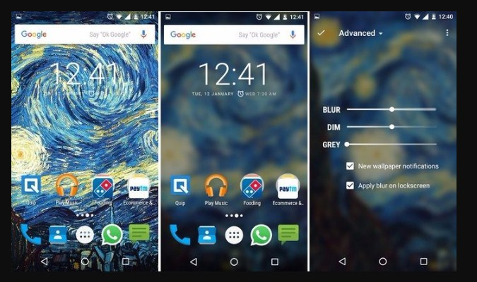 Widget Live Wallpaper - Muzei Live Wallpaper