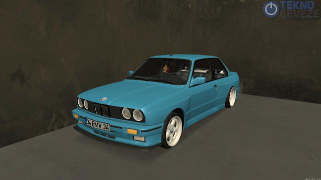 GTA SA BMW ARABA Modu