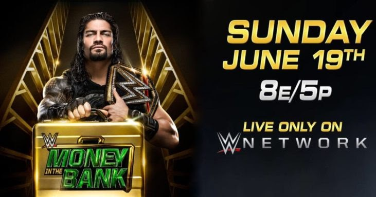 WWE Money in the Bank 2016 Live, Tickets, Schedule, Predictions, Feed