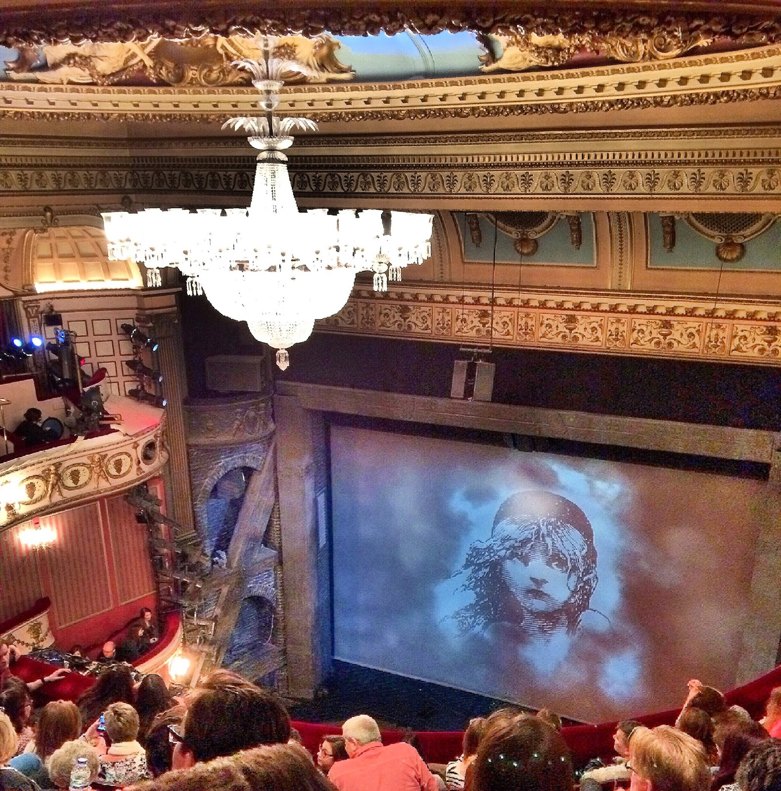 Les Misérables London Westend theatre