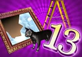 Los Viernes 13 Son de Mala Suerte