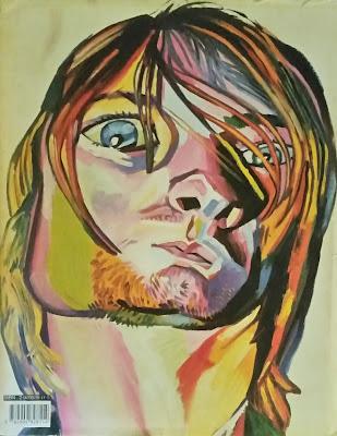 peinture photo image auto portrait nirvana grunge cover picture