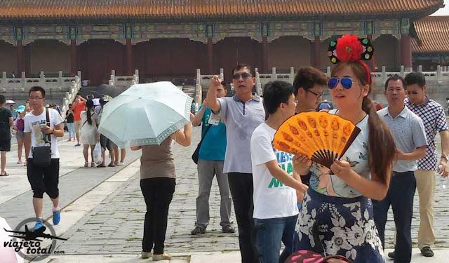 China - Pekin - Beijing - Ciudad Prohibida