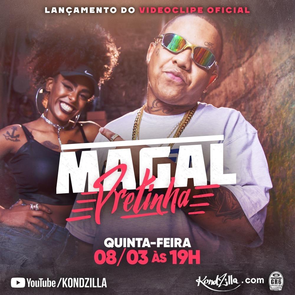 Baixar Pretinha - MC Magal Mp3