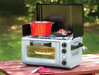 Coleman Outdoor Portable Oven and Stove