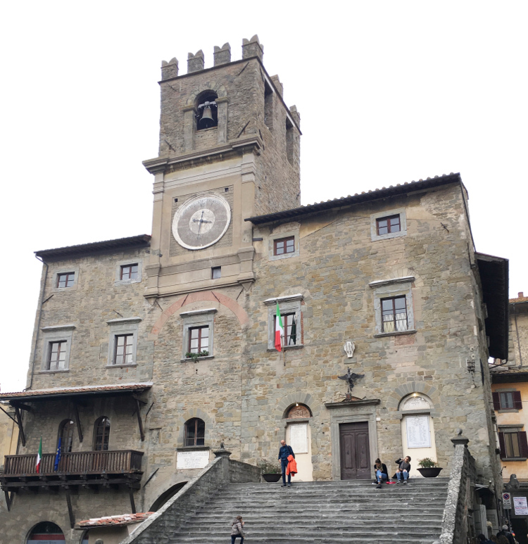 il comune di Cortona