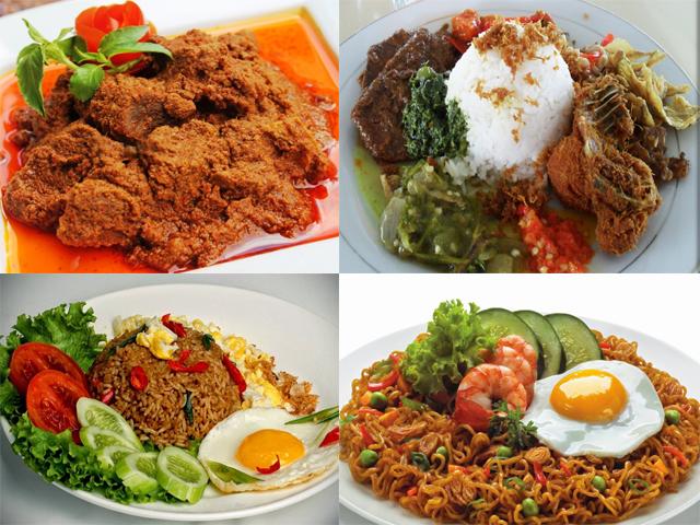 masakan khas indonesia yang mendunia