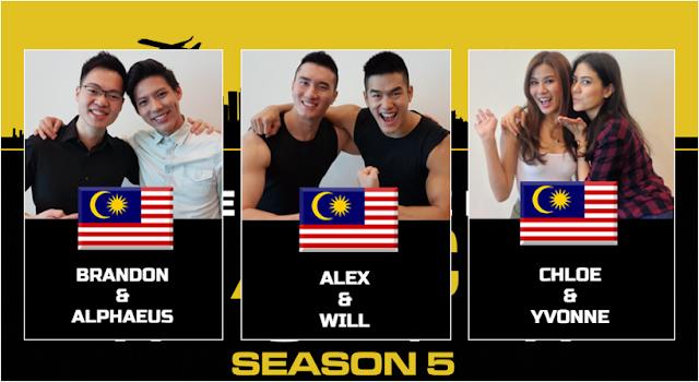 The Amazing Asia 5 - Ratu Cantik Malaysia Menang Tempat Kedua