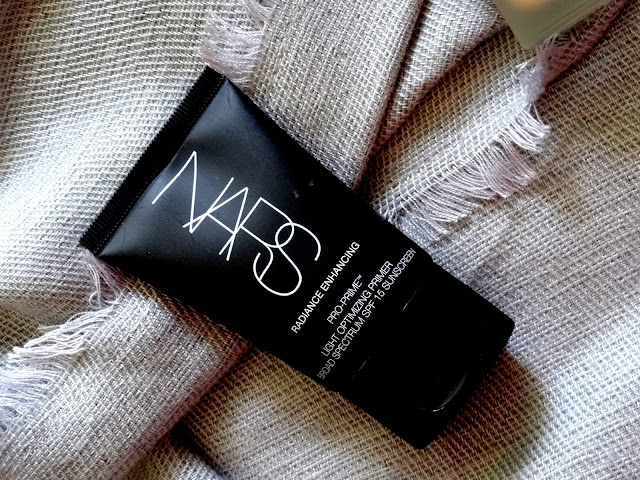 NARS Pro Prime Radiance Enhancing Light Optimizing Primer Review, Photos