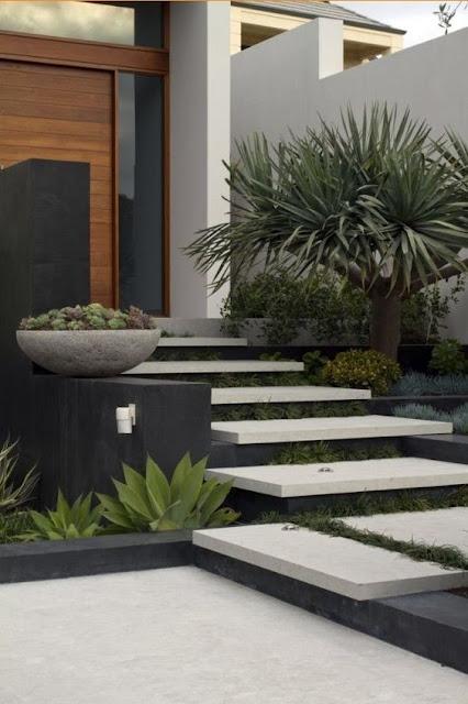 Desain Terbaru Taman Rumah Minimalis Dilahan Yang Sempit Dengan Bentuk Yang Inovatif 1