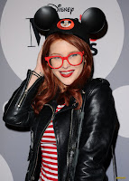 Renee Olstead at Minnie Mouse Rocks The Dots Art And Fashion 1-22-2016