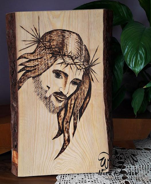 Jezus w korinie cierniowej II
