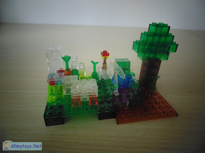 My Minecrafts bricks toy