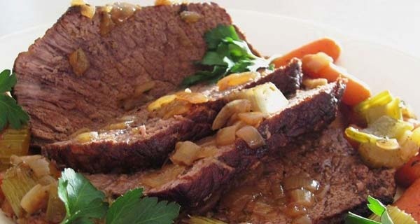 Resep Beef Chuck Roast ala Korea