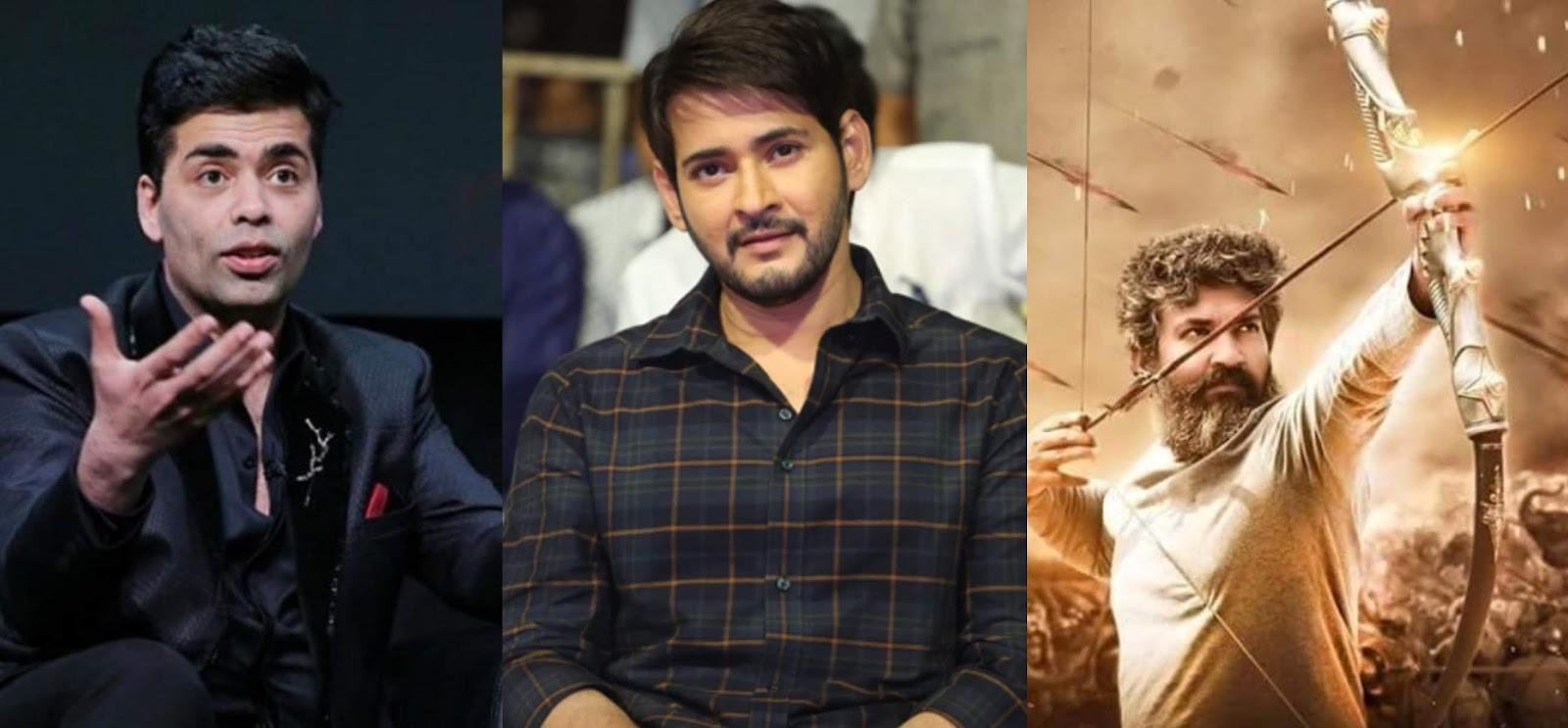 Mahesh Babu To Make A  Bollywood Debut With SS Rajamouli's Next?