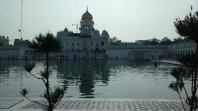 Gurudwara Bangla Sahib Sarovar