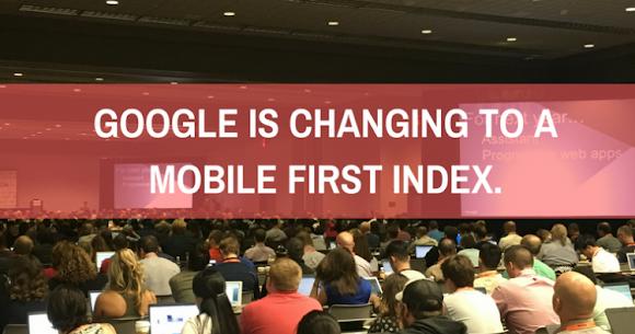 google meluncurkan ujicoba sistem mobile-first index