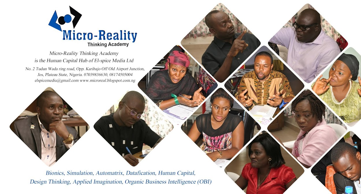 Micro-Reality Thinking Academy