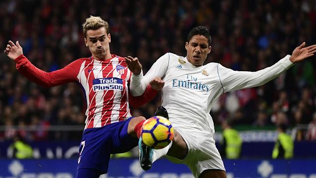 موعد مباراة ريال مدريد واتليتكو مدريد في الدوري الاسباني 9-2-2019
