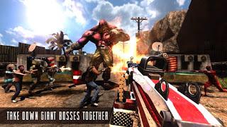 لعبة Zombie Frontier 3 v1.89 اموال غير محدودة! كاملة للاندرويد (اخر اصدار)