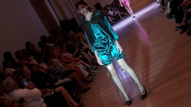 Diseño de la modista almeriense Elena Alcaraz
