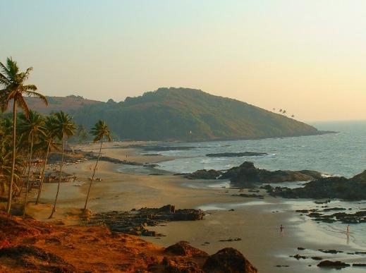 गोवा के बीच