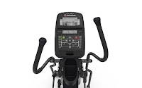 Schwinn 430 console with standard LCD display, image