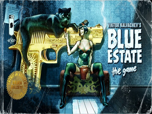 Blue Estate Game Free Download