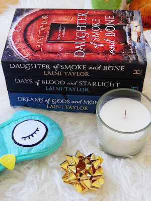 Daughter Of Smoke And Bone Trilogy | sprinkledpages