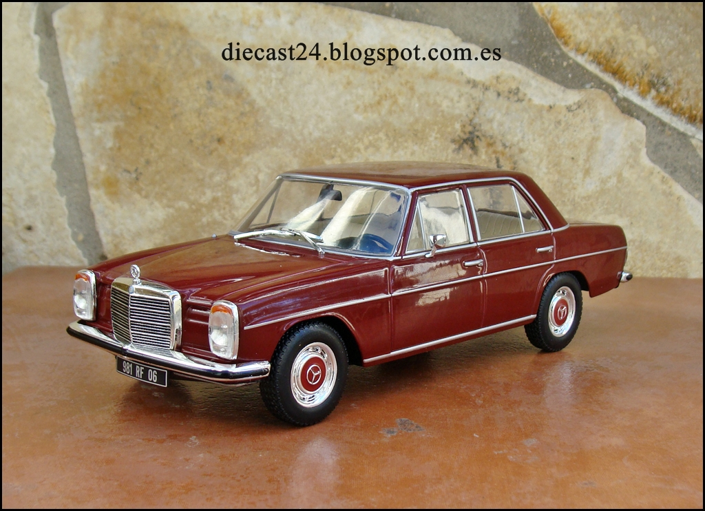 1 24 miniaturas mercedes benz w155 200d 1968 entrega 33 auto vintage de luxe 1 24. Black Bedroom Furniture Sets. Home Design Ideas