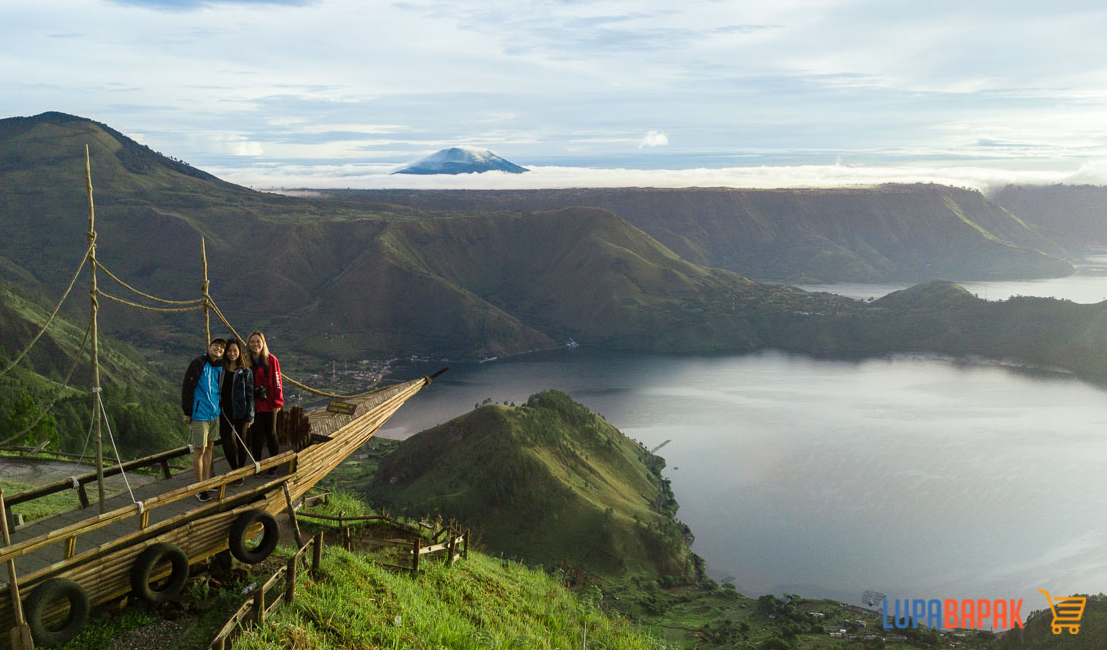 Lake Toba, from the Legend to Tourism Destinations