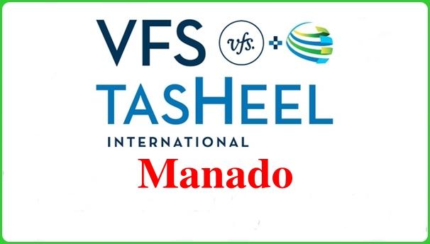 Kantor VFS Tasheel Rekam Biometrik Untuk Umroh di Manado