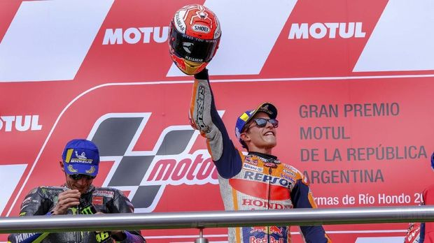 Marquez Mencatat Tujuh Pole Position Di MotoGP Amrik 2019