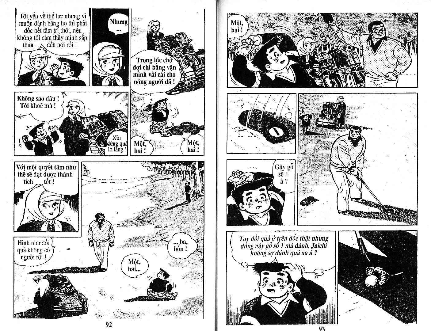 Ashita Tenki ni Naare chapter 28 trang 45