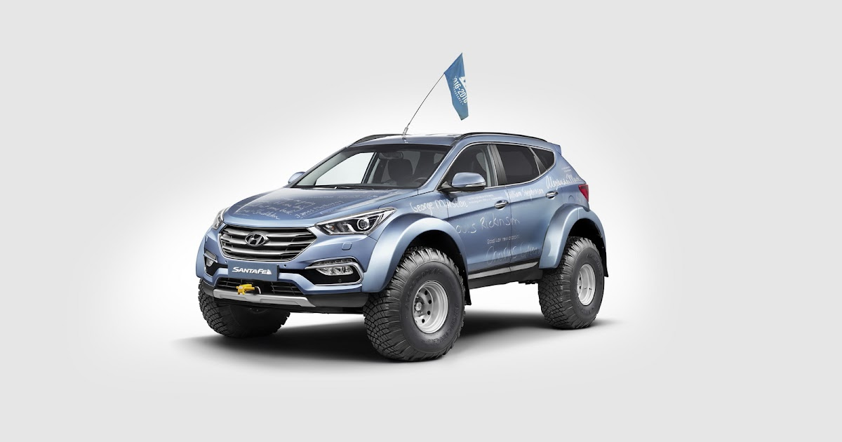 All Cars Nz 2017 Hyundai Santa Fe Endurance Edition