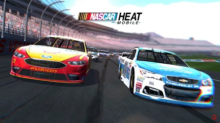 Game - NASCAR Heat Mobile v1.2.4 Apk mod money