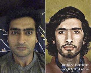 تطبيق أندرويد يحول صورتك الي لوحة أثرية Google Arts & Culture