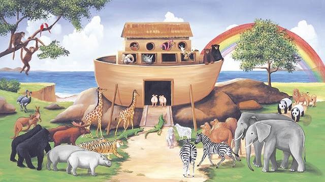 قصة نوح عليه السلام مع قومه