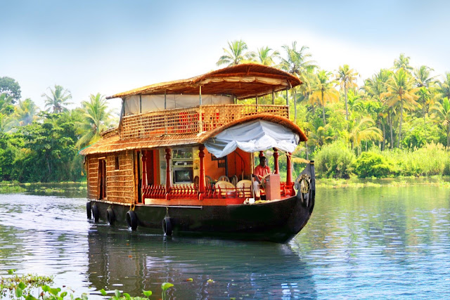 Backwater Cruising at Malabar Coast