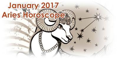 January 2017 Aries Horoscope zodiac