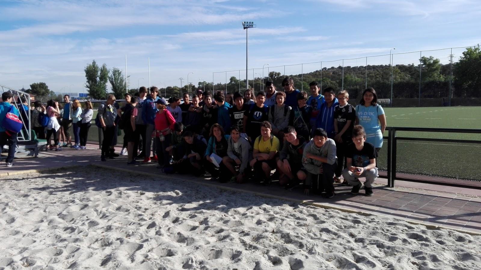Educaci n f sica extraescolar mco polideportivo puerta for Puerta 7 campo de mayo