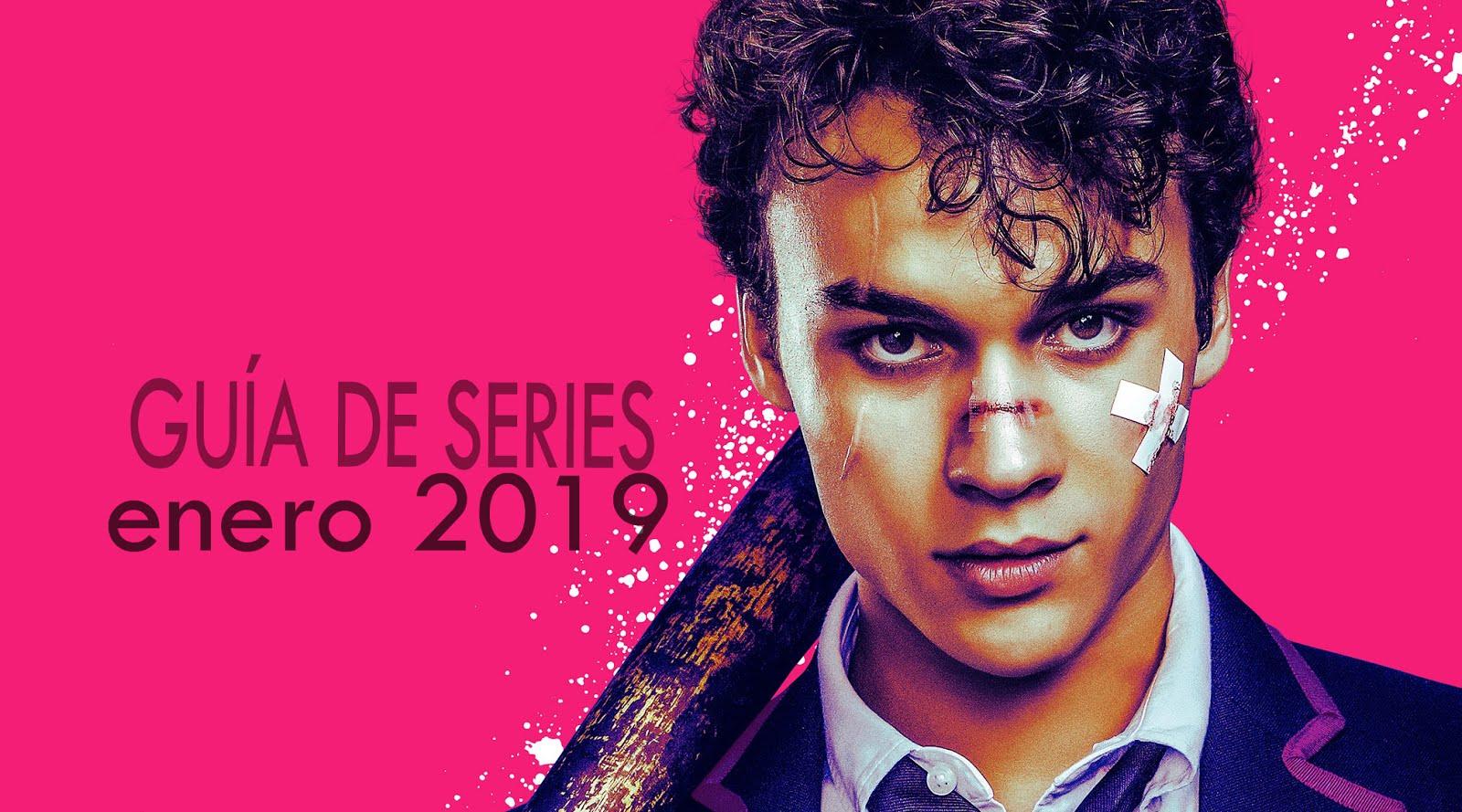 Calendario de estrenos y regresos de enero de 2019