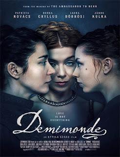 Félvilág (Demimonde) (2015)