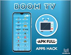 BOOM TV 3.8 APK VER TV EN VIVO PREMIUM GRATIS 2019