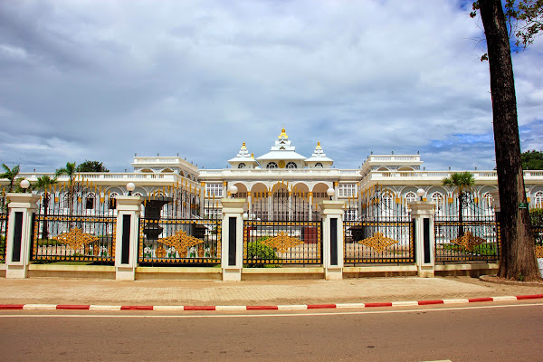 Presidential Palace Vientiane