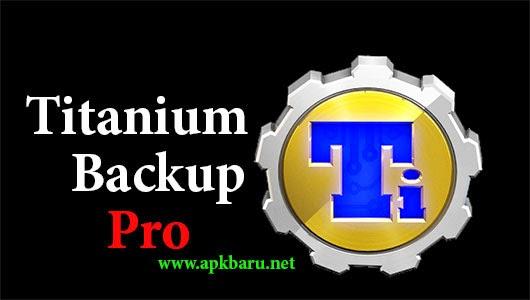 Titianum Backup (root) PRO v7.2.0 Apk