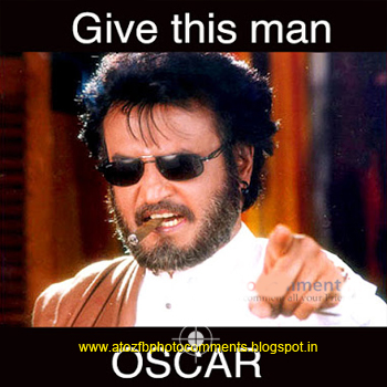 Rajinikanth Fb Funny Comment Facebook Photo Comments