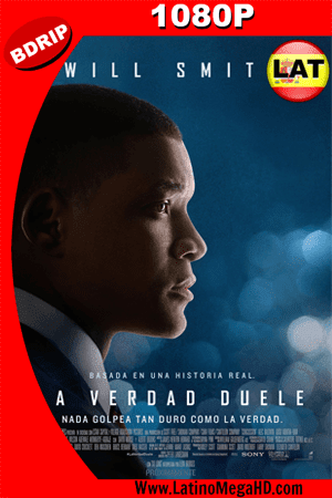 Concussion: La Verdad Duele (2015) Latino HD BDRIP 1080P ()