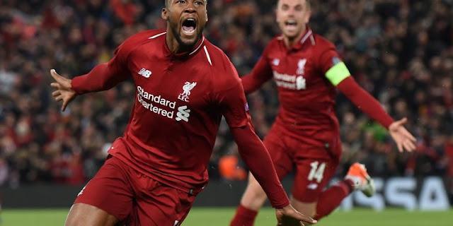 Bán kết lượt về Champions League: Liverpool 4-0 Barcelona 1