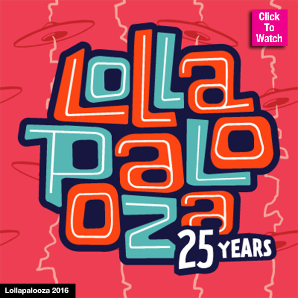 Lollapalooza Day 2 Live Stream: Watch Radiohead & More At Chicago Festival
